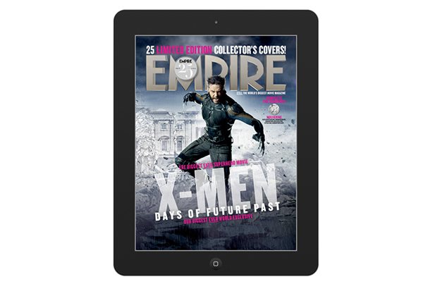 Empire 25 // X-men Day of Future Past