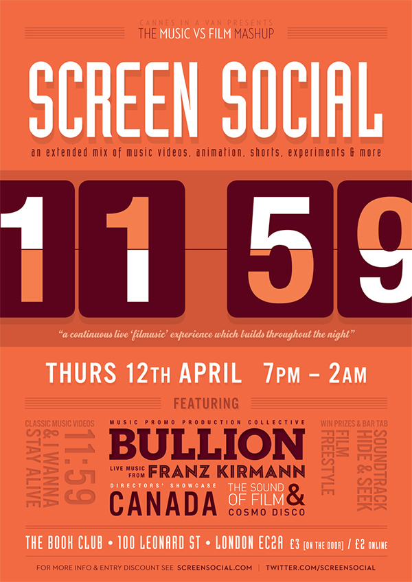 Screen Social: 12.04.2012