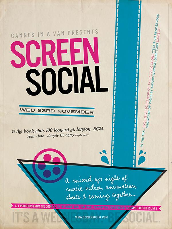 Screen Social: 23.11.2011