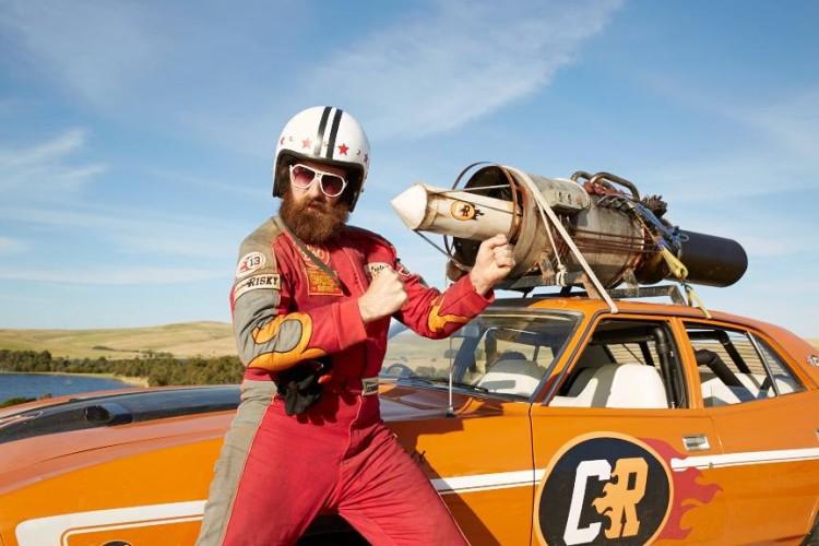 Captain Risky Car Insurance TV Ad
