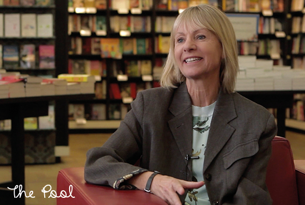 The Pool // Talks to Kate Mosse