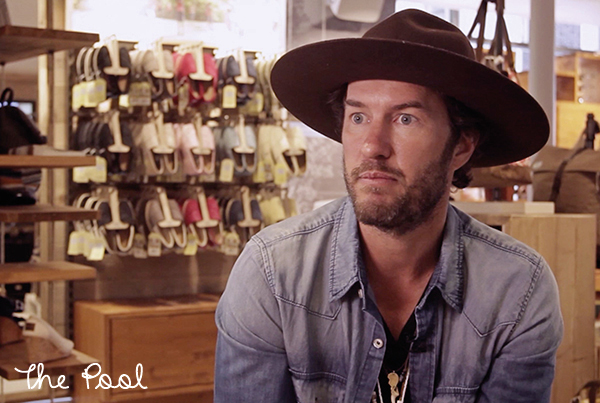 The Pool // Blake Mycoskie, Founder of TOMS shoes