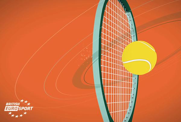 British Eurosport // French Open 2015