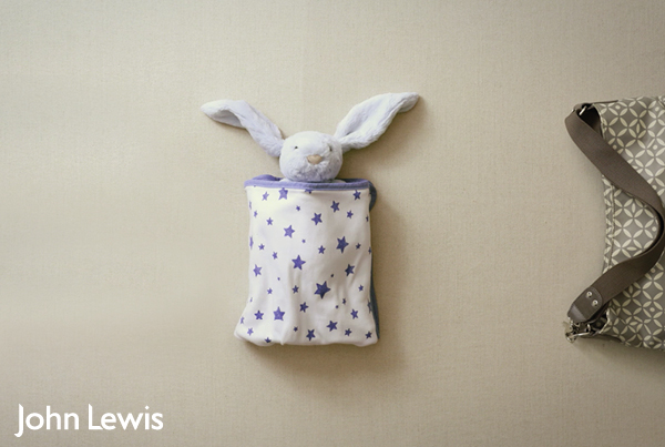 John Lewis //  Top tips for packing your hospital bag