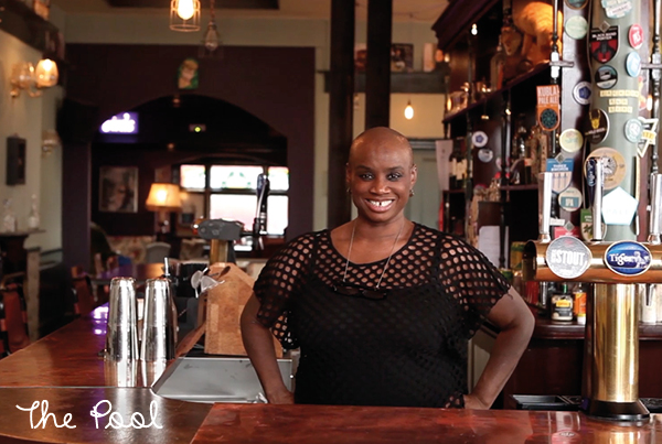 The Pool // Andi Oliver and her favourite space…