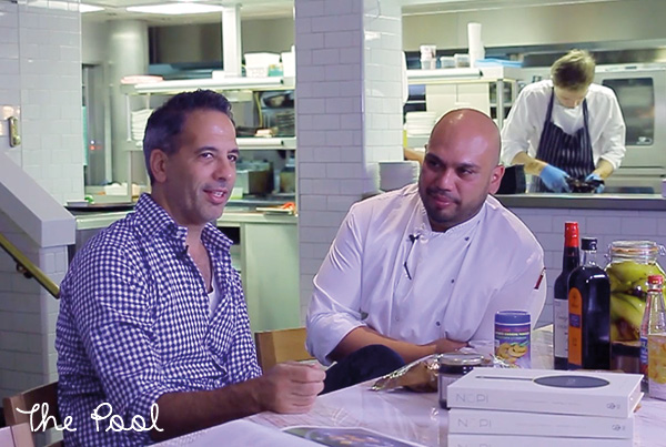 The Pool // Talks to Yotam Ottolenghi