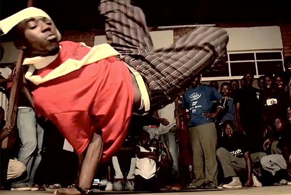 Dance on film: Breakdance Project Uganda