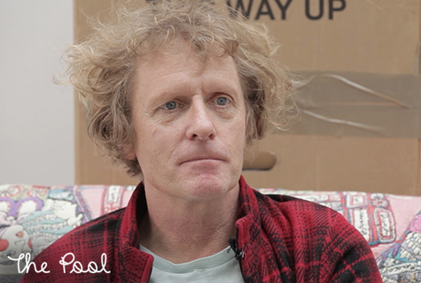 The Pool // Talks to Grayson Perry