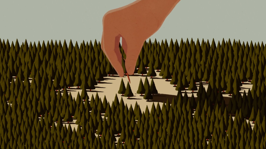 Biotop: Bańkowska's Creative Animation on Human Action Against Nature