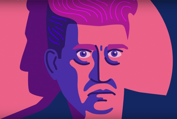 David Lynch's Animated Advice on Catching Ideas