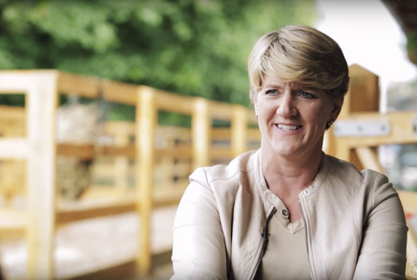 Clare Balding // The Pool