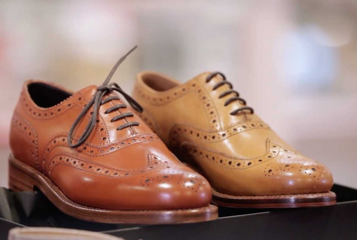 The Pool // Talks To Tim Little of Grenson shoes