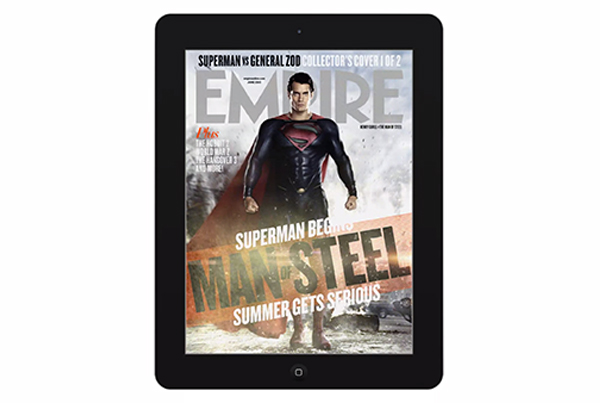 Empire Magazine // iPad Covers