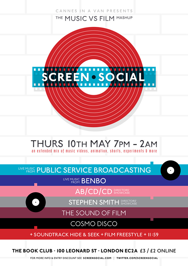 Screen Social: 10.05.2012