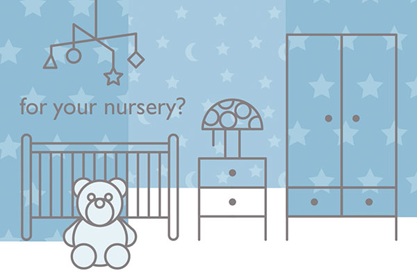 John Lewis // Waiting for your new arrival?