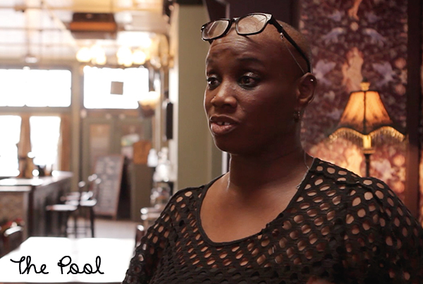 The Pool // Talks to Andi Oliver