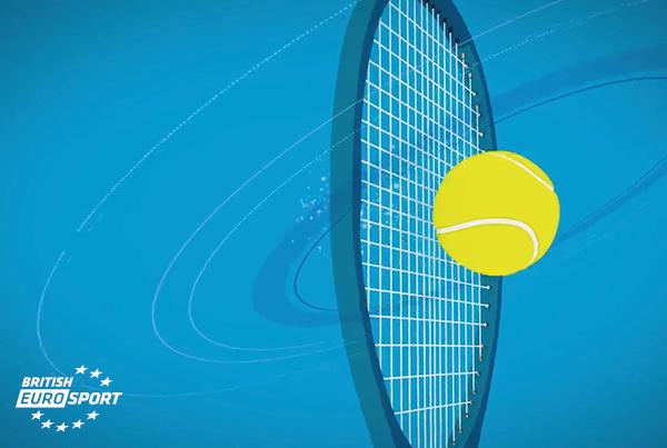 British Eurosport // Australian Open 2015
