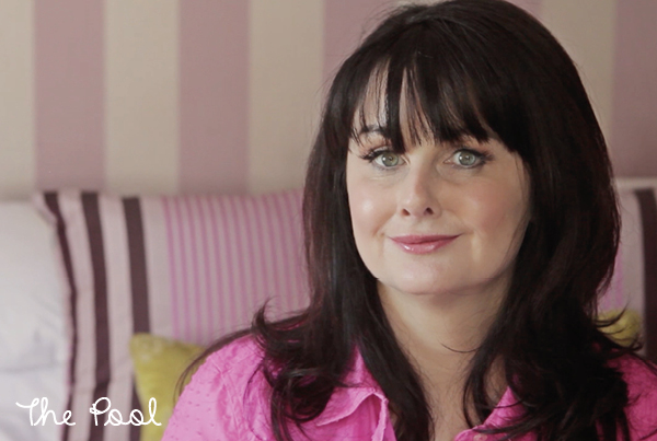 The Pool // Marian Keyes and her favourite place…
