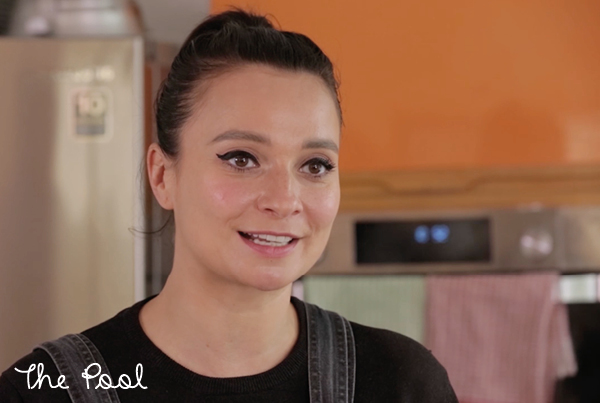 The Pool // talks to Chef Gizzi Erskine