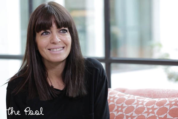 The Pool ▹ Talks to Claudia Winkleman