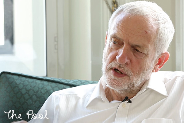 The Pool // Talks to Jeremy Corbyn