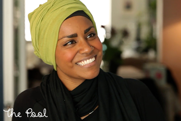 Nadiya Hussain // The Pool