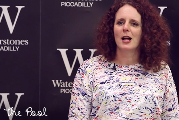 The Pool // Talks to Maggie O'Farrell