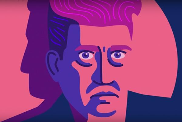 David Lynch's Animated Advice on Catching Ideas