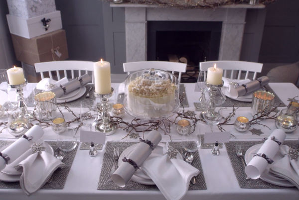 How To Lay A Festive Table – The White Company Way