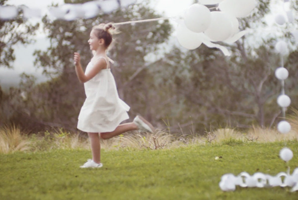 The White Company // The Little White Dress